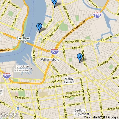 Google Static Maps API - Google Code