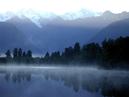 Lake Matheson, New Zealand - Ad Van Alphen