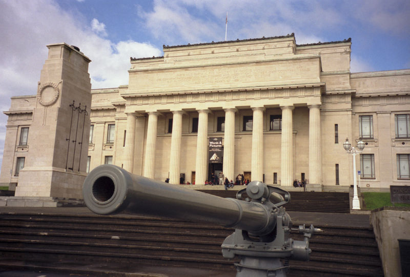 Auckland New Zealand War Memorial Museum