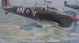 Supermarine Spitfire MkV Trop