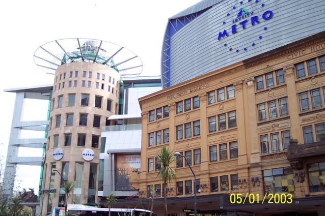 Skycity Metro Cinema Queenstreet Auckland