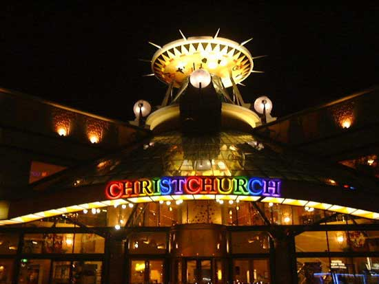 The Christchurch Casino