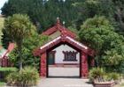 Maori Marae in Gisborne New Zealand