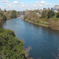 Waikato River, Hamilton New Zealand