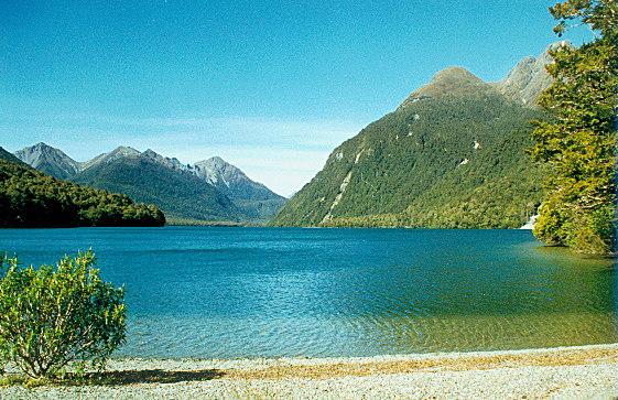 Lake Gunn - John Murray