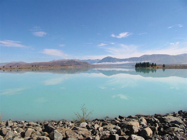 Lake Ohau - John Murray