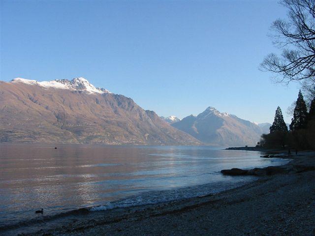 Lake Wakatipu, New Zealand - John Murray