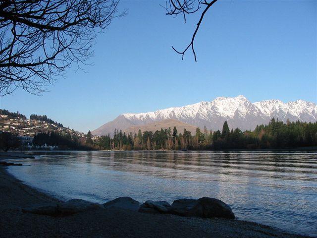 The Remarkables, Queenstown, New Zealand - John Murray