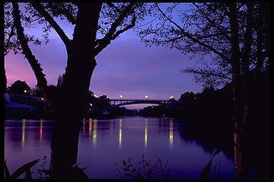 Waikato River, Hamilton, New Zealand - Justin Otto