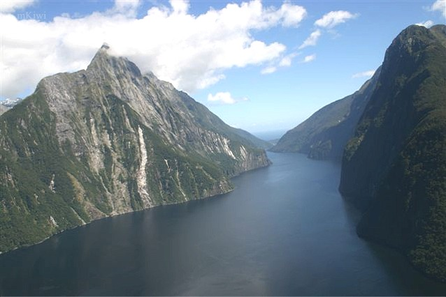 Milford Sound Photograph - New Zealand