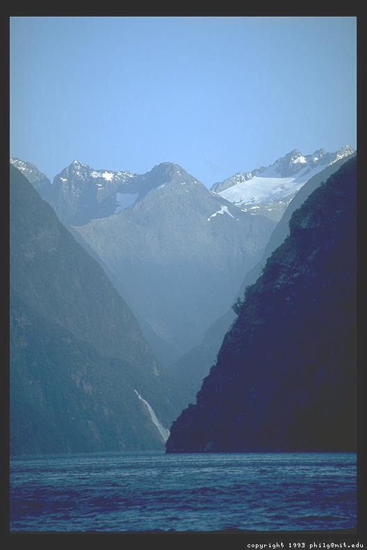 Milford Sound New Zealand Photograph