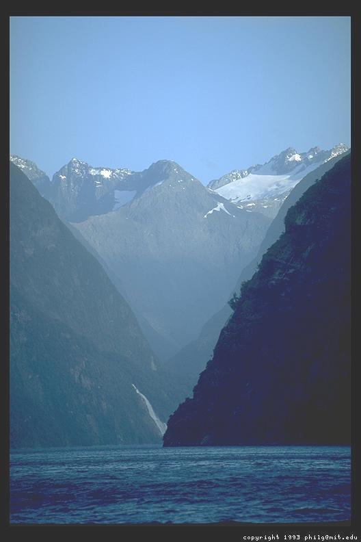 Milford Sound New Zealand Photograph