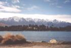 Remarkables Range, Queenstown, New Zealand