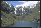Routeburn Track - South Island of New Zealand