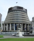 Beehive - Executive wing of the New Zealand Parliament Buildings